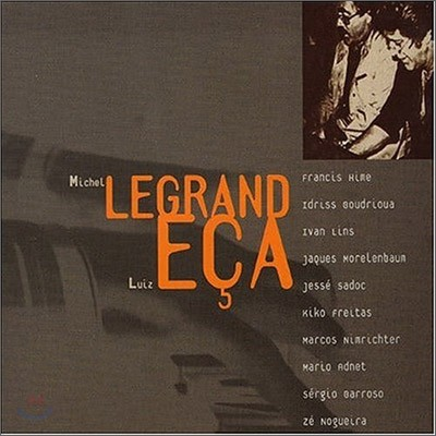 Michel Legrand - Homenagem A Luis Eca