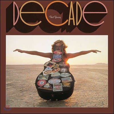 Neil Young (닐 영) - Decade [2017 New Version Deluxe Edition]