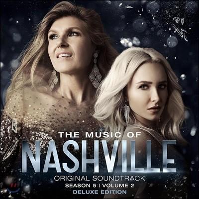 뮤직 오브 내쉬빌 시즌 5 Vol.2 드라마음악 (The Music Of Nashville Season 5 Vol. 2 OST) [Deluxe Edition]