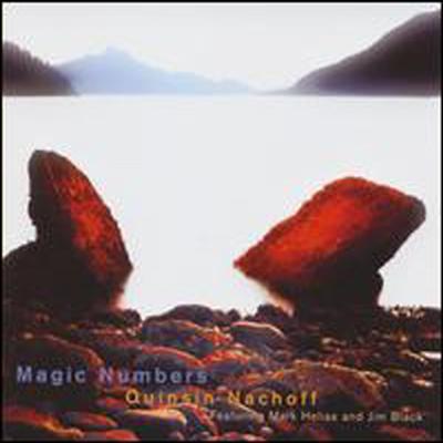 Quinsin Nachoff - Magic Numbers (SACD Hybrid)