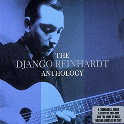 Django Reinhardt - Anthology (Remastered)(2CD)
