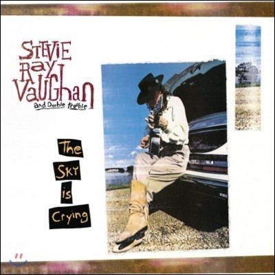 Stevie Ray Vaughan & Double Trouble (스티비 레이 본 & 더블 트러블) - Sky Is Crying [LP]