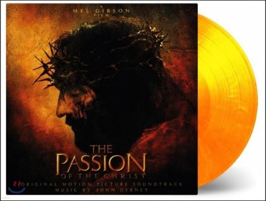 패션 오브 크라이스트 영화음악 (The Passion Of The Christ Original Soundtrack by John Debney 존 데브니) [오렌지 컬러 LP]
