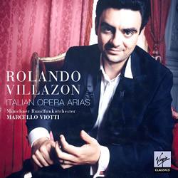 Italian Opera Arias : Rolando VillazonㆍMarcello Viotti