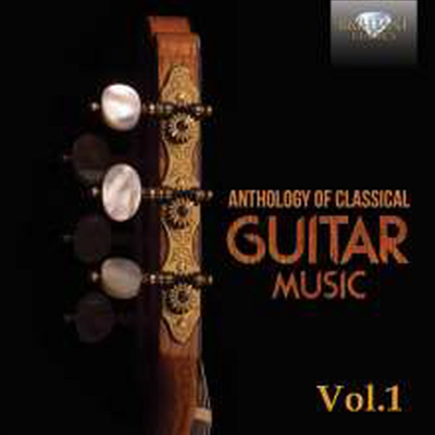 클래식 기타 음악 앤솔로지 (Anthology of Classical Guitar Music) (40CD Boxset) - 여러 아티스트
