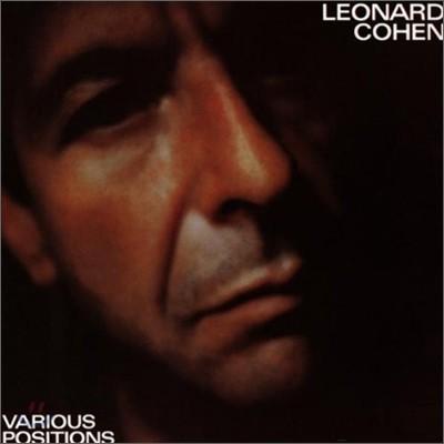 Leonard Cohen (레너드 코헨) - Various Positions