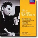 베토벤 / 모차르트 : 피아노 협주곡 - 카첸, 감바