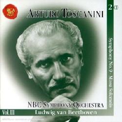 Beethoven : Symphony No.9ㆍMissa Solemnis : Toscanini