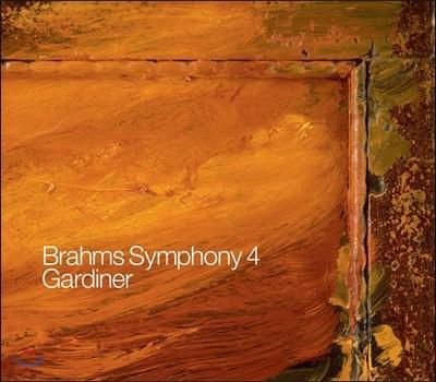 John Eliot Gardiner 브람스: 교향곡 4번 (Brahms: Symphony No. 4) 존 엘리엇 가디너