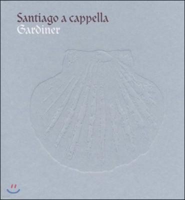 John Eliot Gardiner 몬테베르디 합창단과 가디너가 함께하는 산타아고로의 순례여행 (Santiago a cappella)