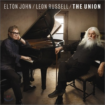Elton John & Leon Russell - The Union (Standard Edition)