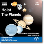 Holst : The Planets : David Lloyd-JonesㆍRoyal Scottish National Orchestra