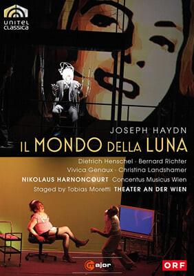하이든 : 오페라 '달나라'