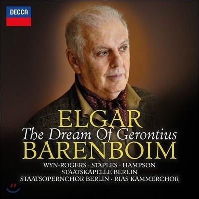 Daniel Barenboim 엘가: 제론티어스의 꿈 - 다니엘 바렌보임, 슈타츠카펠레 베를린 (Elgar: The Dream of Gerontius)