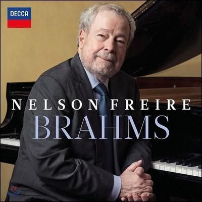 Nelson Freire 브람스: 피아노 소나타 3번, 간주곡 - 넬슨 프레이레 (Brahms: Piano Sonata Op.5, Intermezzo)