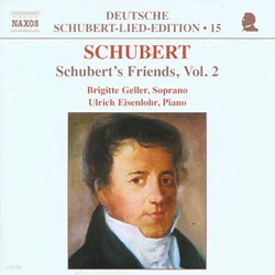 Brigitte Geller 슈베르트의 친구들 2집 (Schubert's Friends Vol. 2)