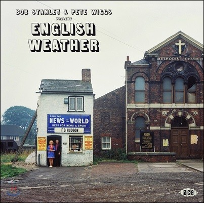 1970년대 초 영국 팝 컬렉션 (Bob Stanley & Pete Wiggs Present English Weather) [2 LP]