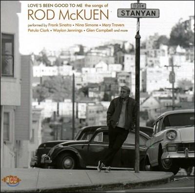 최고의 아티스트들이 부른 로드 맥퀸의 노래 (Love's Been Good To Me: The Songs Of Rod McKuen)