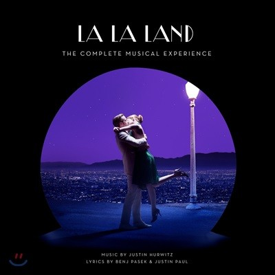 라라랜드 영화음악 합본반 (La La Land OST - The Complete Musical Experience by Justin Hurwitz 저스틴 허위츠)