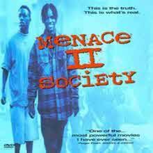 [DVD] Menace II Society - 사회에의 위협 (미개봉)
