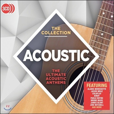 워너뮤직 어쿠스틱 사운드 모음집 (The Collection - Acoustic: The Ultimate Acoustic Anthems)