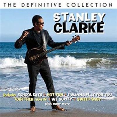 Stanley Clarke - Definite Collection (2CD)