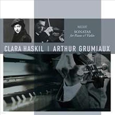 모차르트: 바이올린 소나타 18, 21, 24 & 26번 (Mozart: Violin Sonatas Nos.18, 21, 24 & 26) (180g)(LP) - Arthur Grumiaux
