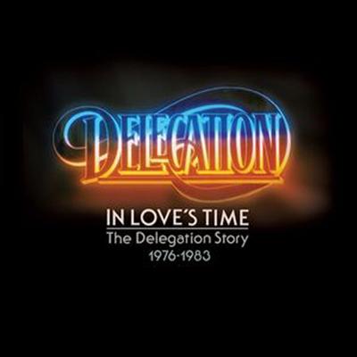 Delegation - In Loves Time: Delegation Story 1976-1983 (Bonus Tracks)(2CD)