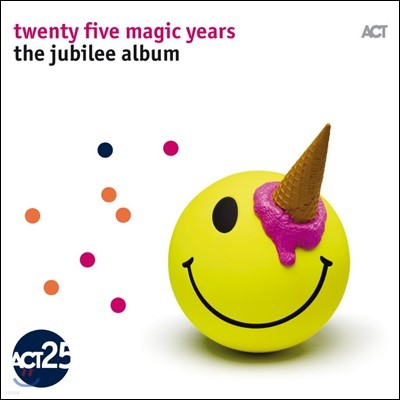 ACT 레이블 25주년 기념 앨범 (Twenty Five Magic Years - The Jubilee Album) [LP]