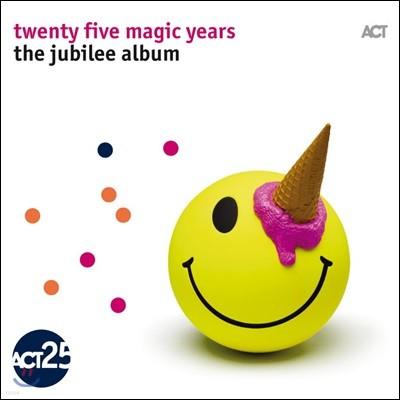ACT 레이블 2017년 컴필레이션 [25주년 기념 앨범] (Twenty Five Magic Years - The Jubilee Album)