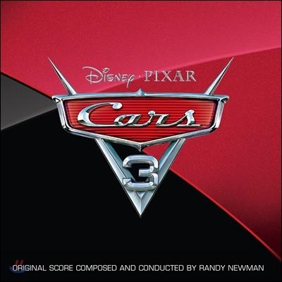 카3: 새로운 도전 애니메이션 스코어 음반 (Cars 3 Original Score Album OST by Randy Newman 랜디 뉴먼)