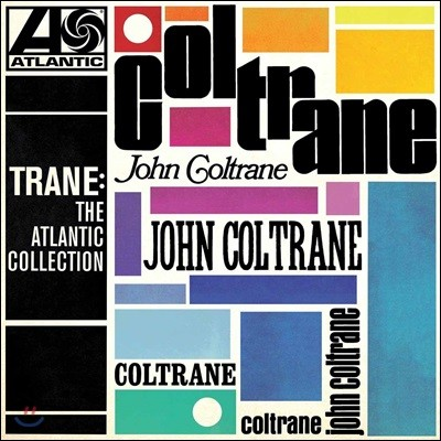 John Coltrane (존 콜트레인) - Trane: The Atlantic Collection (트레인: 애틀랜틱 컬렉션) [Remastered Version LP]