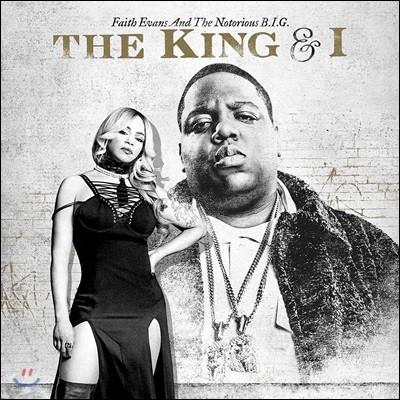 Faith Evans & The Notorious B.I.G. (페이스 에반스 앤 노토리어스 비아이지) - The King & I [2 LP]