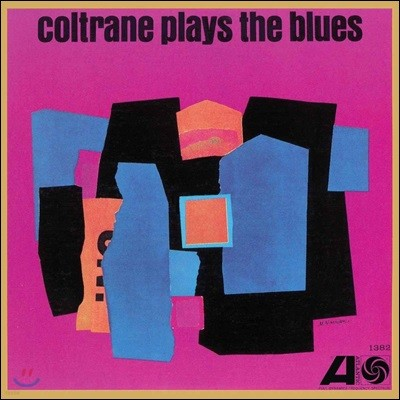 John Coltrane (존 콜트레인) - Coltrane Plays The Bues [Mono Remaster LP]
