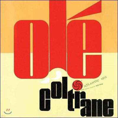 John Coltrane (존 콜트레인) - Ole Coltrane [Mono Remaster LP]