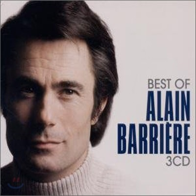 Alain Barriere - Triple Best Of