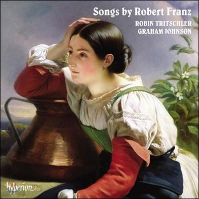 Robin Tritschler 로베르트 프란츠: 가곡집 - 로빈 트리츌러, 그레이엄 존슨 (Songs By Robert Franz)