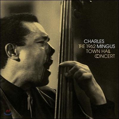 Charles Mingus (찰스 밍거스) - The 1962 Town Hall Concert (1962년 10월 12일 뉴욕 더 타운 홀 라이브) [LP]