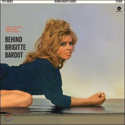 Pete Rugolo (피트 루골로) - Behind Brigitte Bardot [LP]