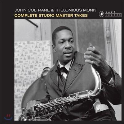 John Coltrane & Thelonious Monk (존 콜트레인, 텔로니어스 몽크) - Complete Studio Master Takes (스튜디오 마스터 테이크 시리즈 앨범)