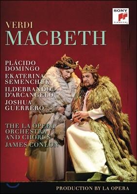 Ekaterina Semenchuk / Placido Domingo 베르디: 맥베스 - 플라시도 도밍고, 에카테리나 세멘추크, LA 오페라 오케스트라, 제임스 콜론 (Verdi: Macbeth)