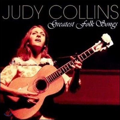 Judy Collins - Greatest Folk Songs 주디 콜린스 베스트 앨범 [LP]