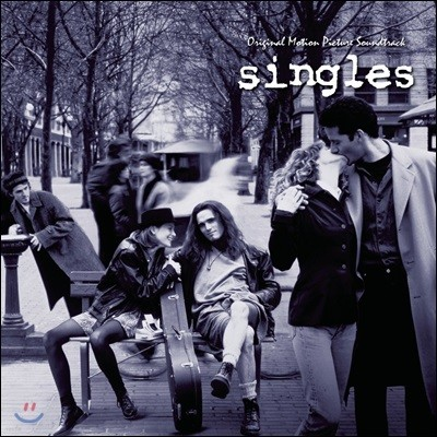 싱글즈 영화음악 (Singles OST) [25th Anniversary Deluxe Edition 2 LP+CD]
