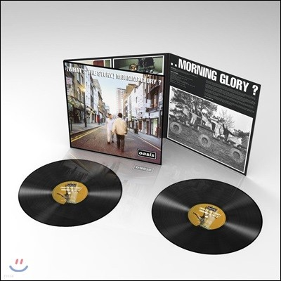 Oasis (오아시스) - (What's The Story) Morning Glory? [2LP]