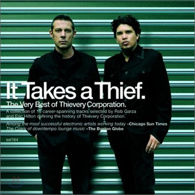 Thievery Corporation - It Takes a Thief: The Very Best Of Thievery Corporation