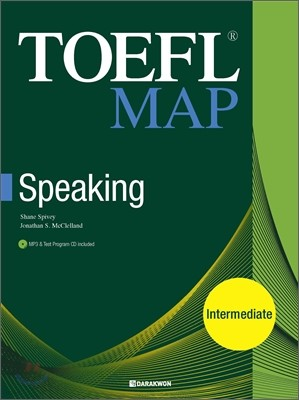 TOEFL MAP Speaking Intermediate