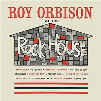Roy Orbison - At The Rock House (LP)