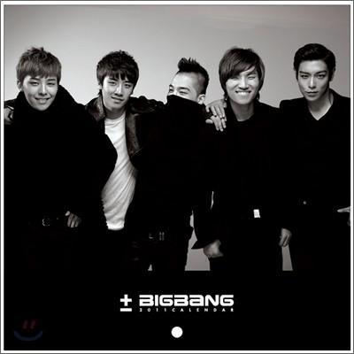 빅뱅 2011 Official Calendar (벽결이용)