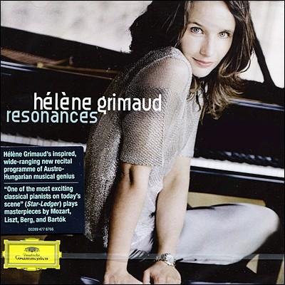 Helene Grimaud 리스트 / 베르크: 피아노 소나타 - 엘렌 그뤼모 (Resonance)
