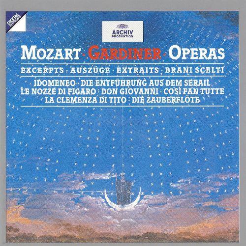 mozart opera extraits(라이센스)